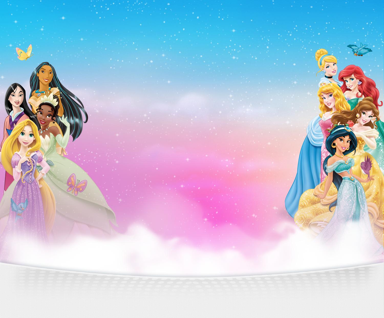 Disney Princess Backgrounds WallpaperSafari