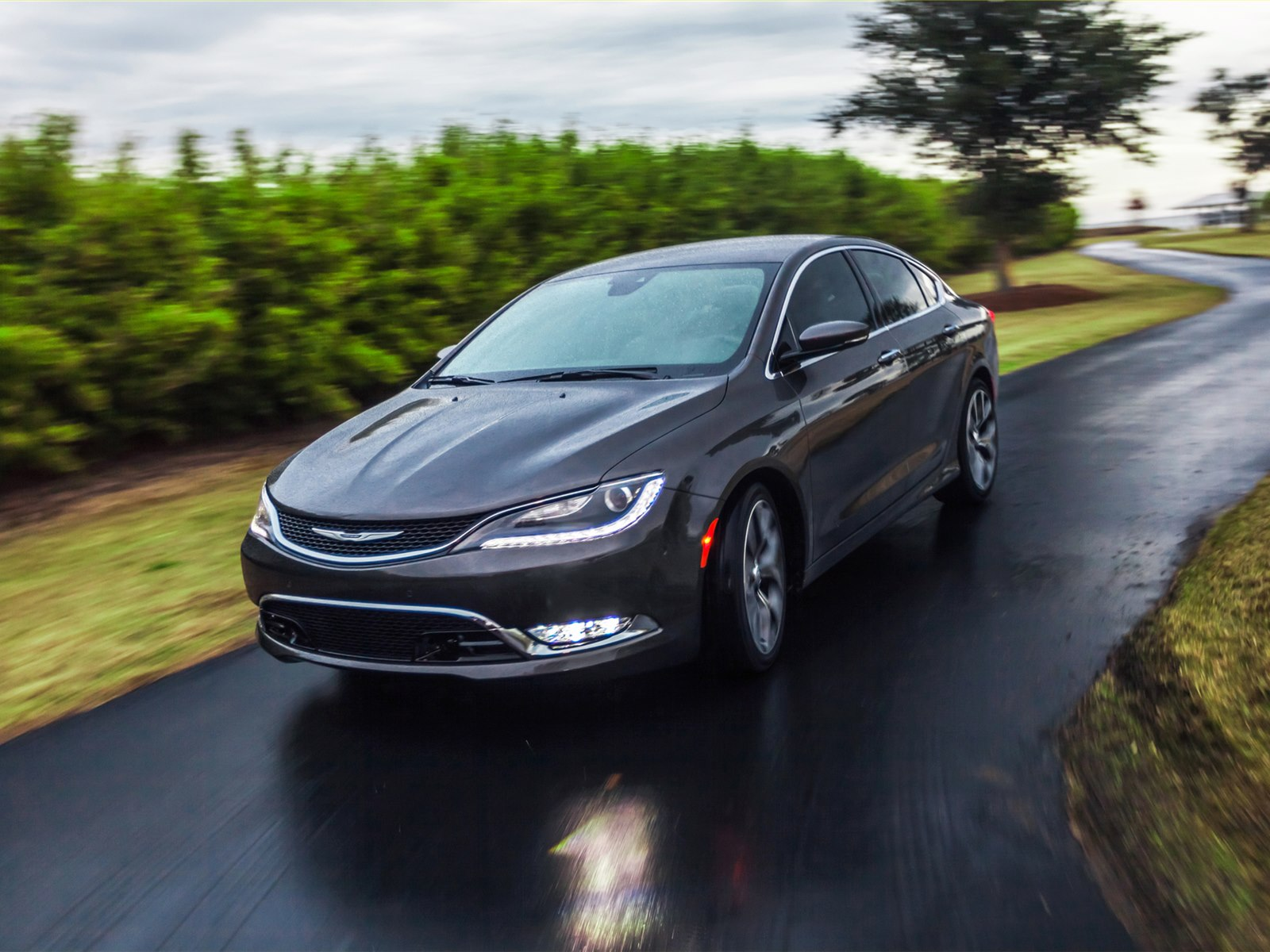 Home Chrysler Chrysler 200 Sedan 2015 1600x1200