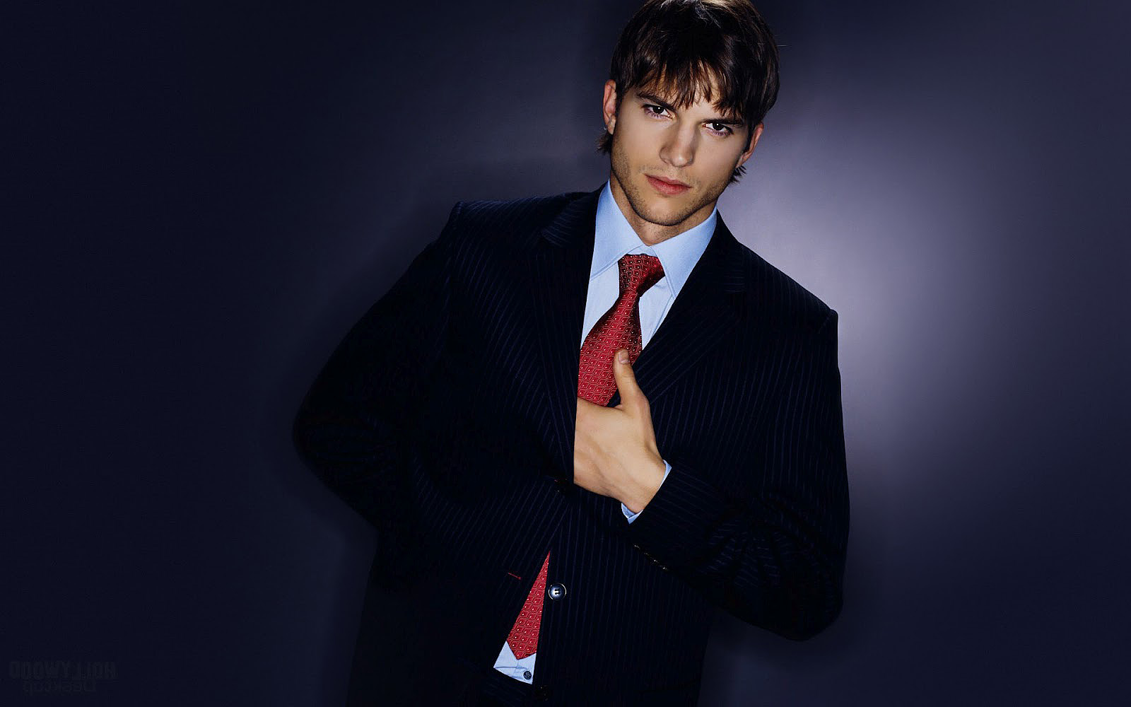 Ashton Kutcher As A Child HD Wallpaper Background Images 1600x1000