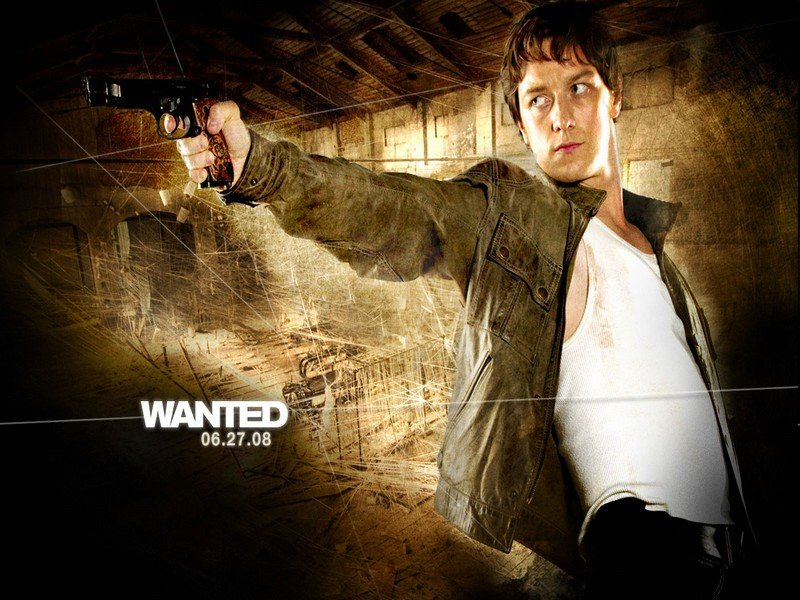 HD Wallpaper of Wanted HD Wallpapers 800x600