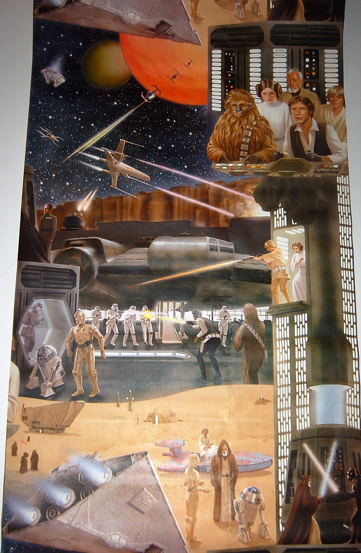 Free Download Star Wars And Empire Strikes Back Wallpaper Vymura