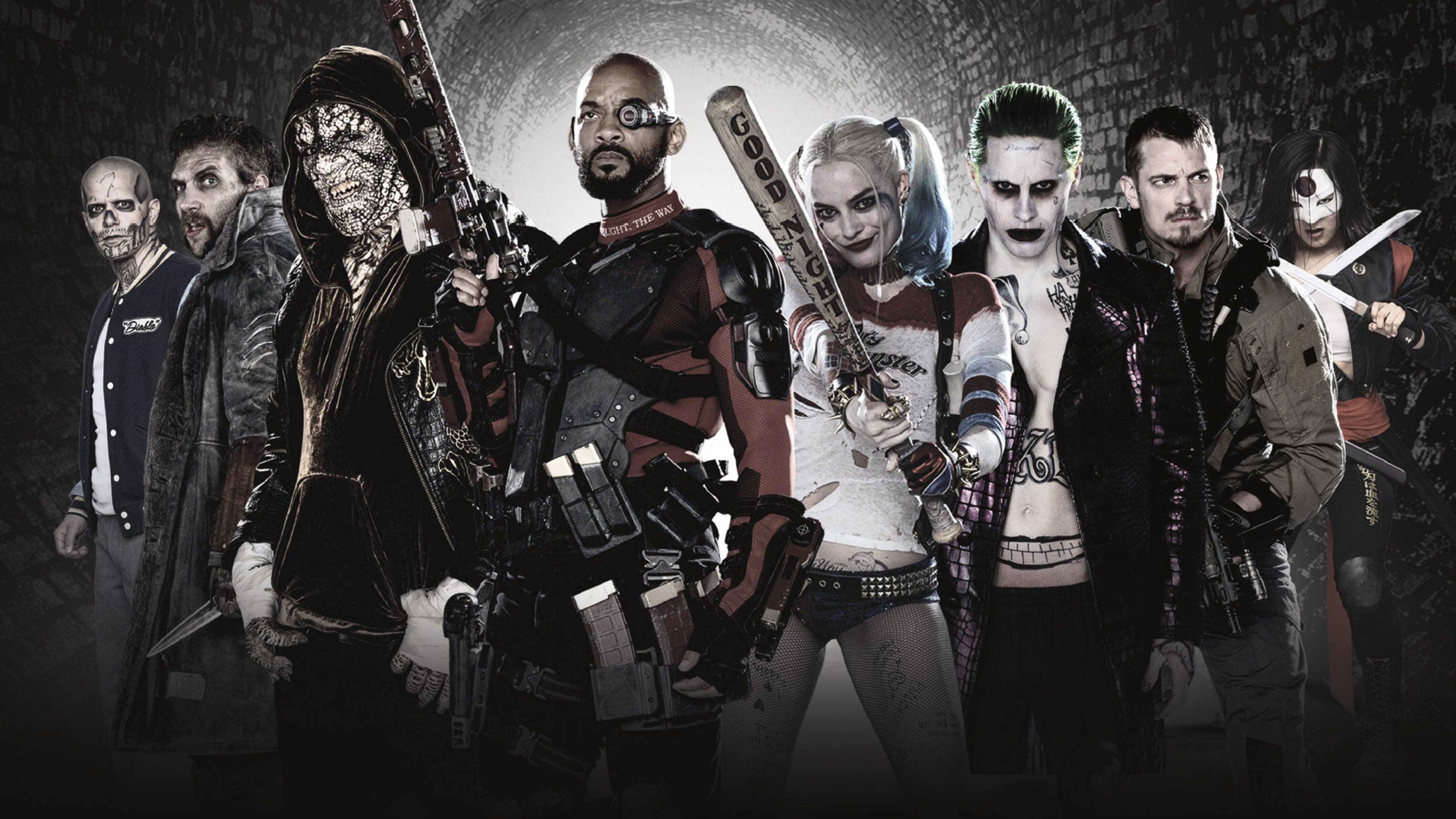 Suicide Squad wallpaper 10 3840x2160