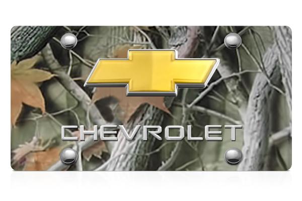 Chevy Logo Camo Dwd   3d chevy logo on camo 600x400