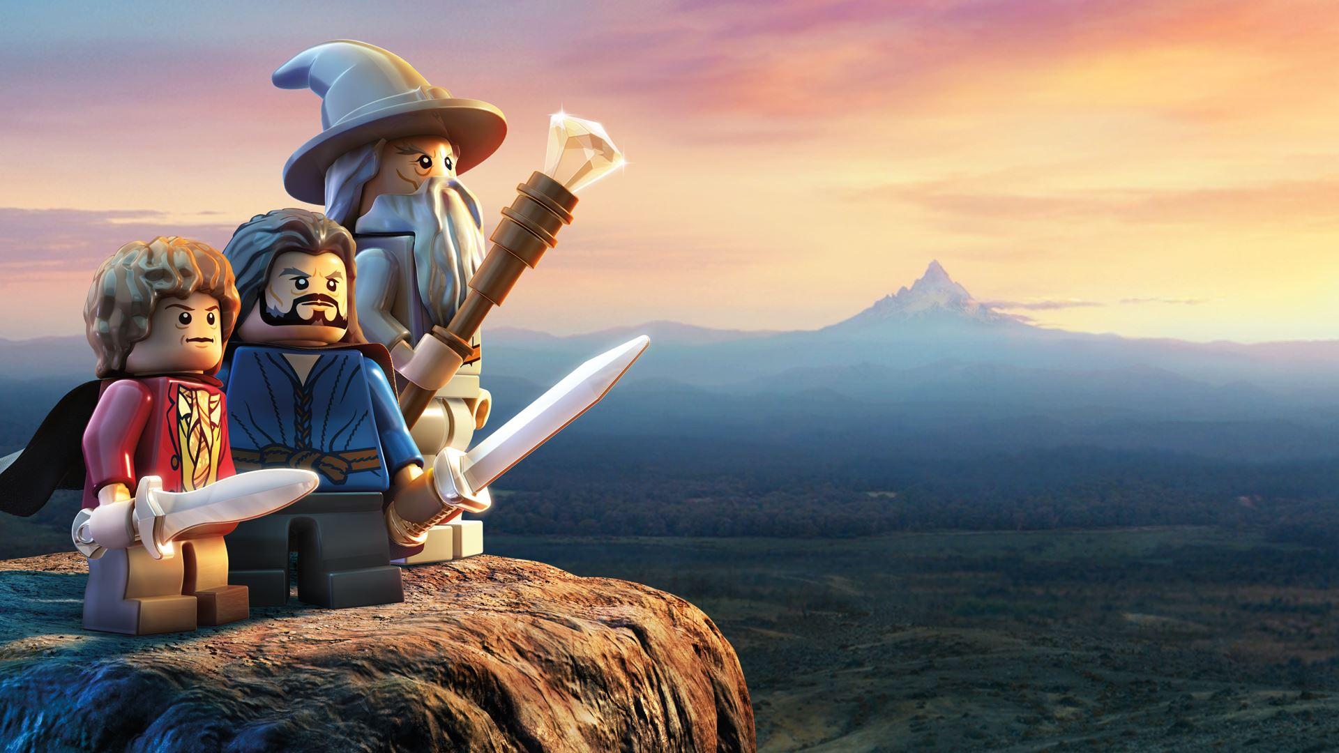LEGO The Hobbit 1920x1080