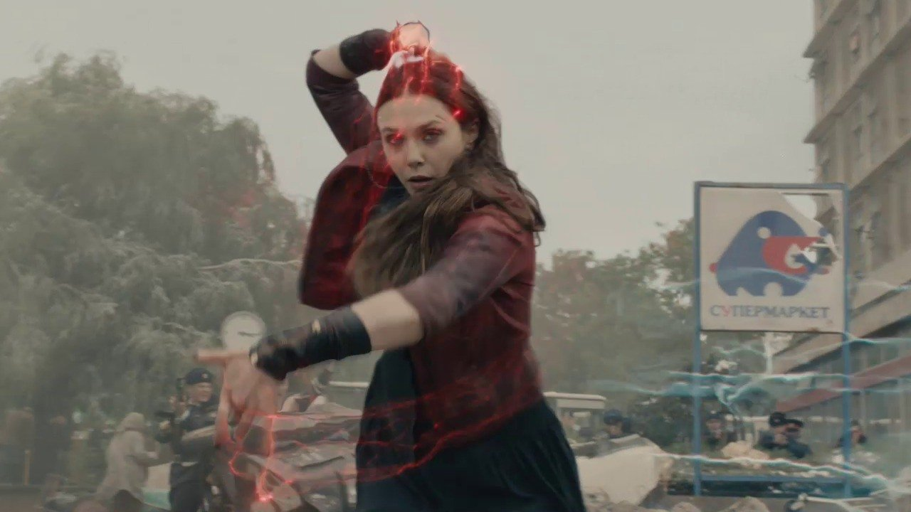 Scarlet Witch HD Wallpaper DOwnload 1280x720