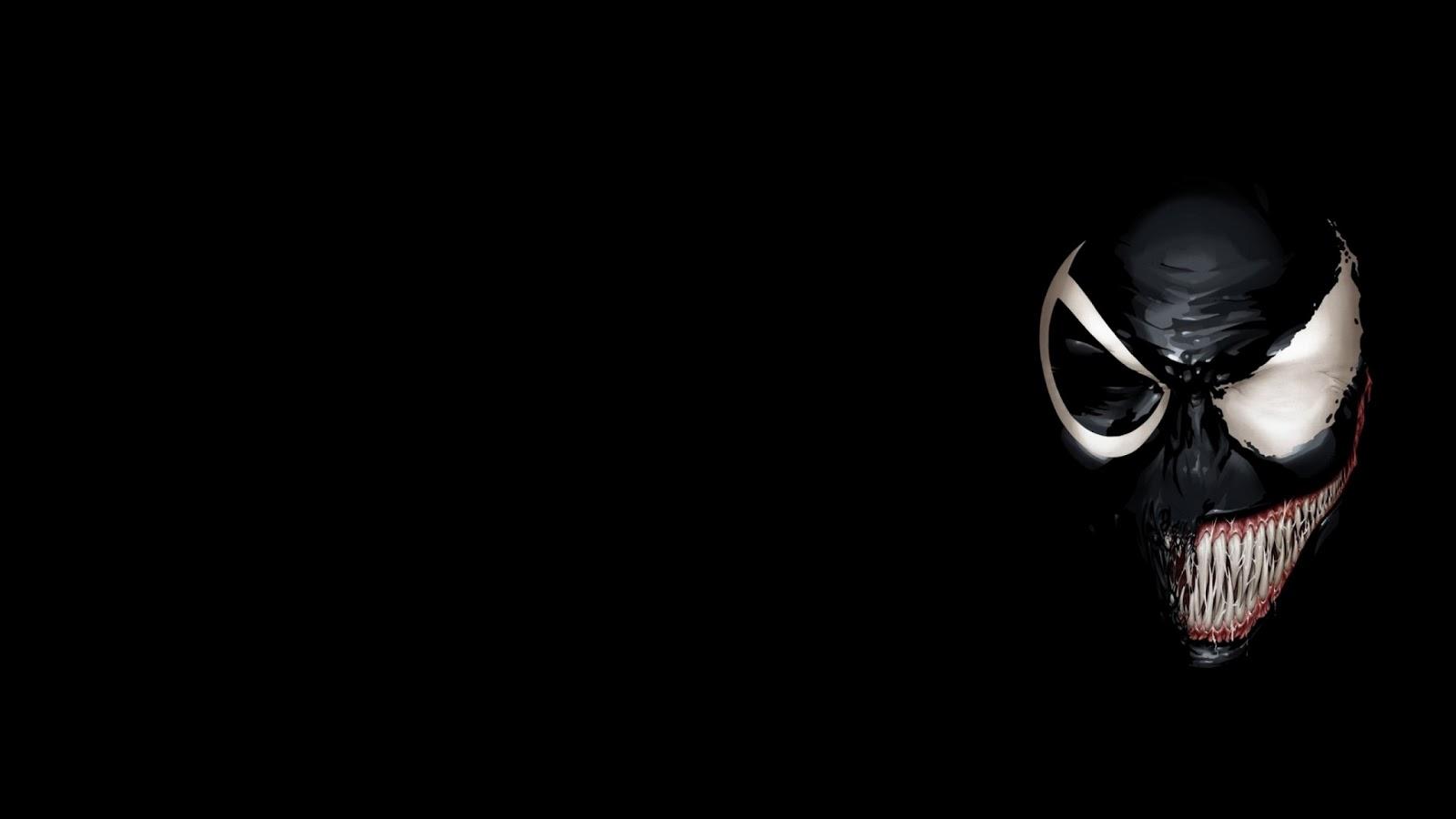 Venom HD Cartoons Wallpapers 1600x900