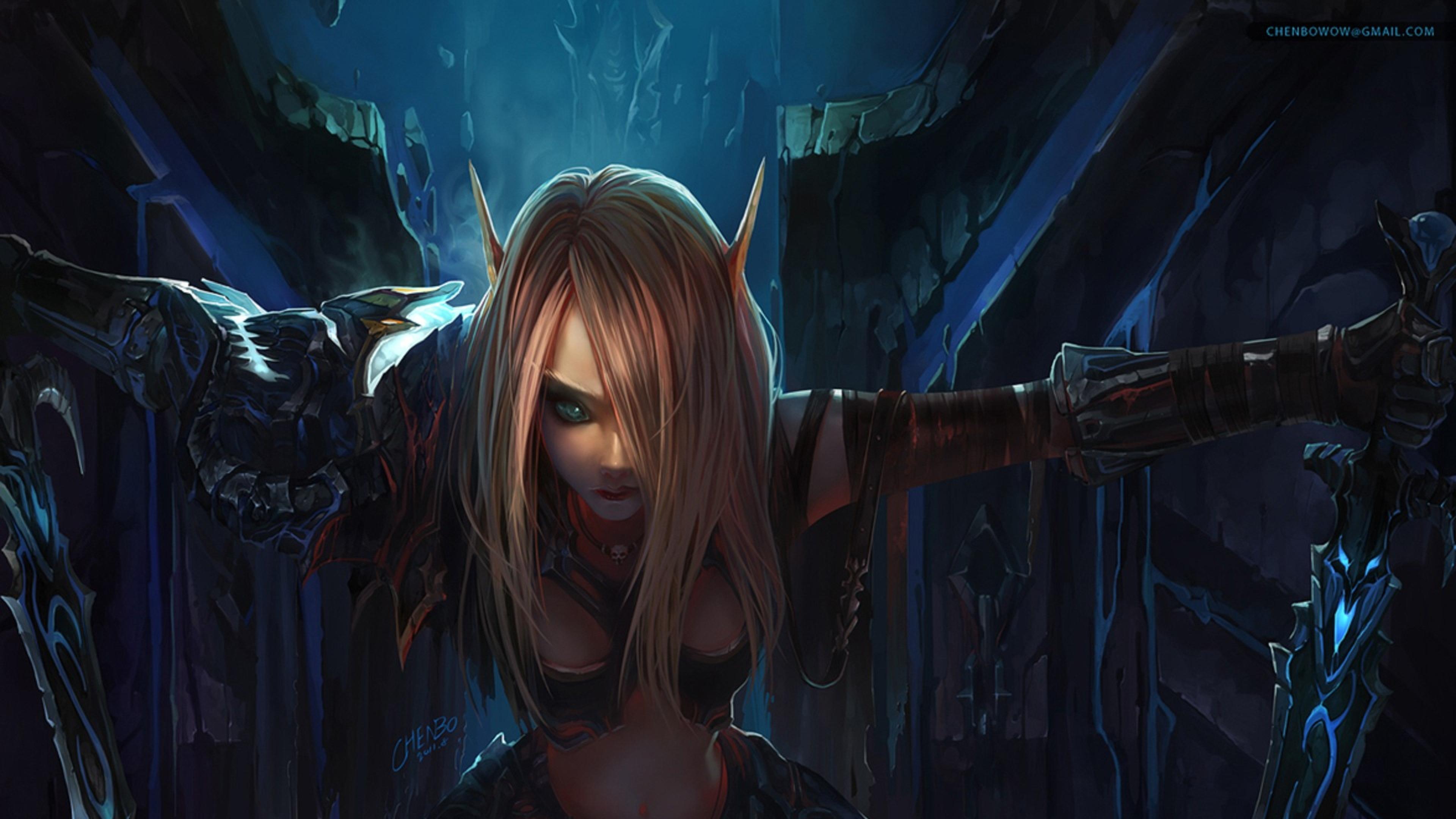 50 World Of Warcraft Wallpaper 4k On Wallpapersafari