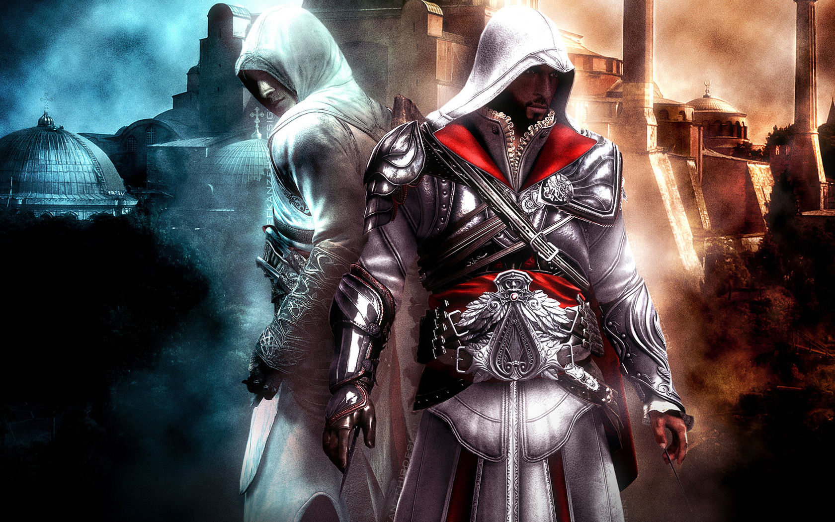 Awesome Assassin's Creed Wallpapers
