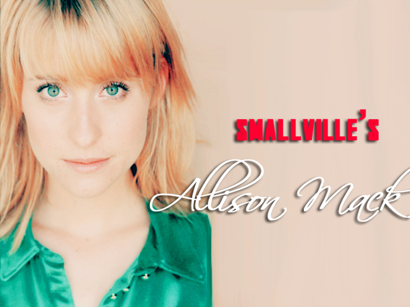 Allison Mack   Allison Mack Wallpaper 11077859 800x600
