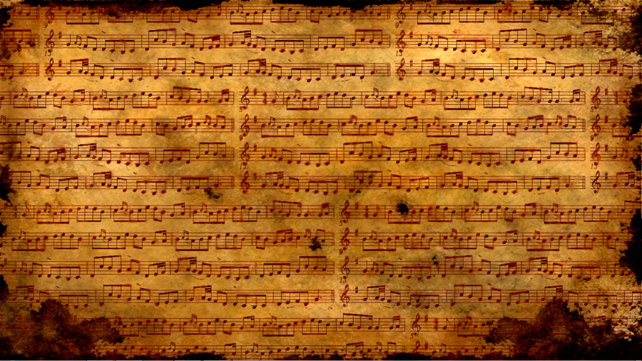 Music Sheet Wallpaper - WallpaperSafari