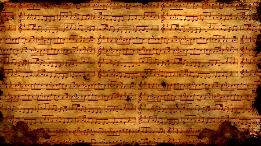 Music Sheet Wallpaper Wallpapersafari HD Wallpapers Download Free Images Wallpaper [1000image.com]