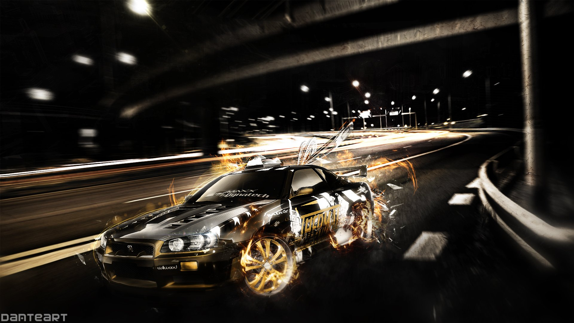 Need For Speed Underground Wallpaper by DanteArtWallpapers on 1920x1080