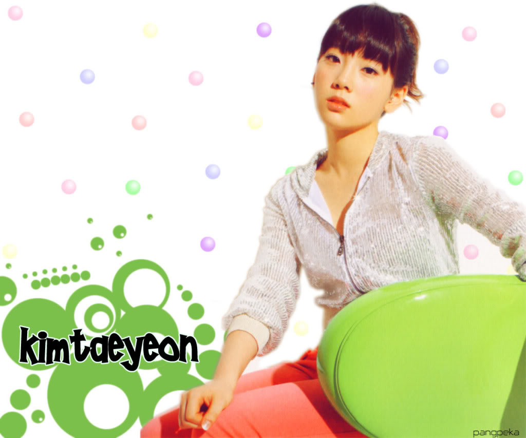 Kim Taeyeon SNSD Wallpapers 1024x853