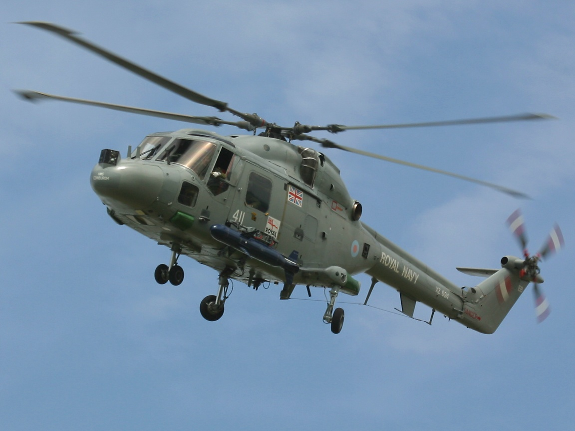 Rest of the World Military Helicopter Wallpaper 1152x864