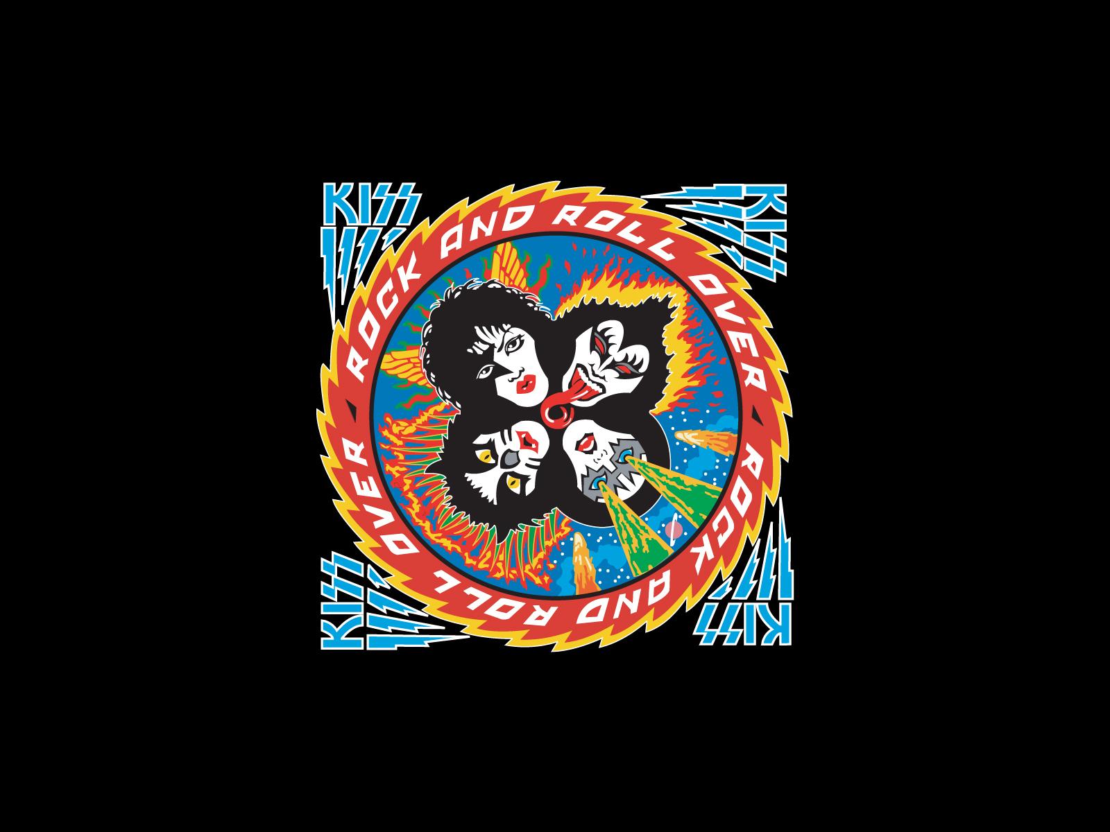 Kiss band logo and wallpaper Band logos   Rock band logos metal 1600x1200