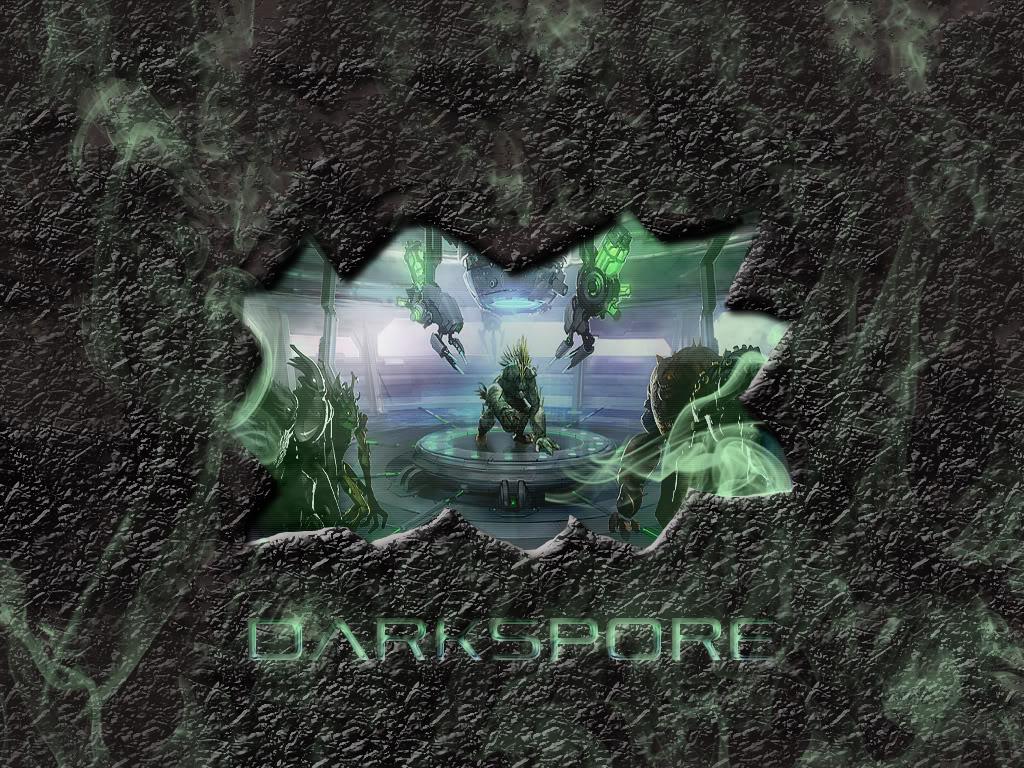 SporeDarkspore Wallpaper Contest Winners Announced 1024x768
