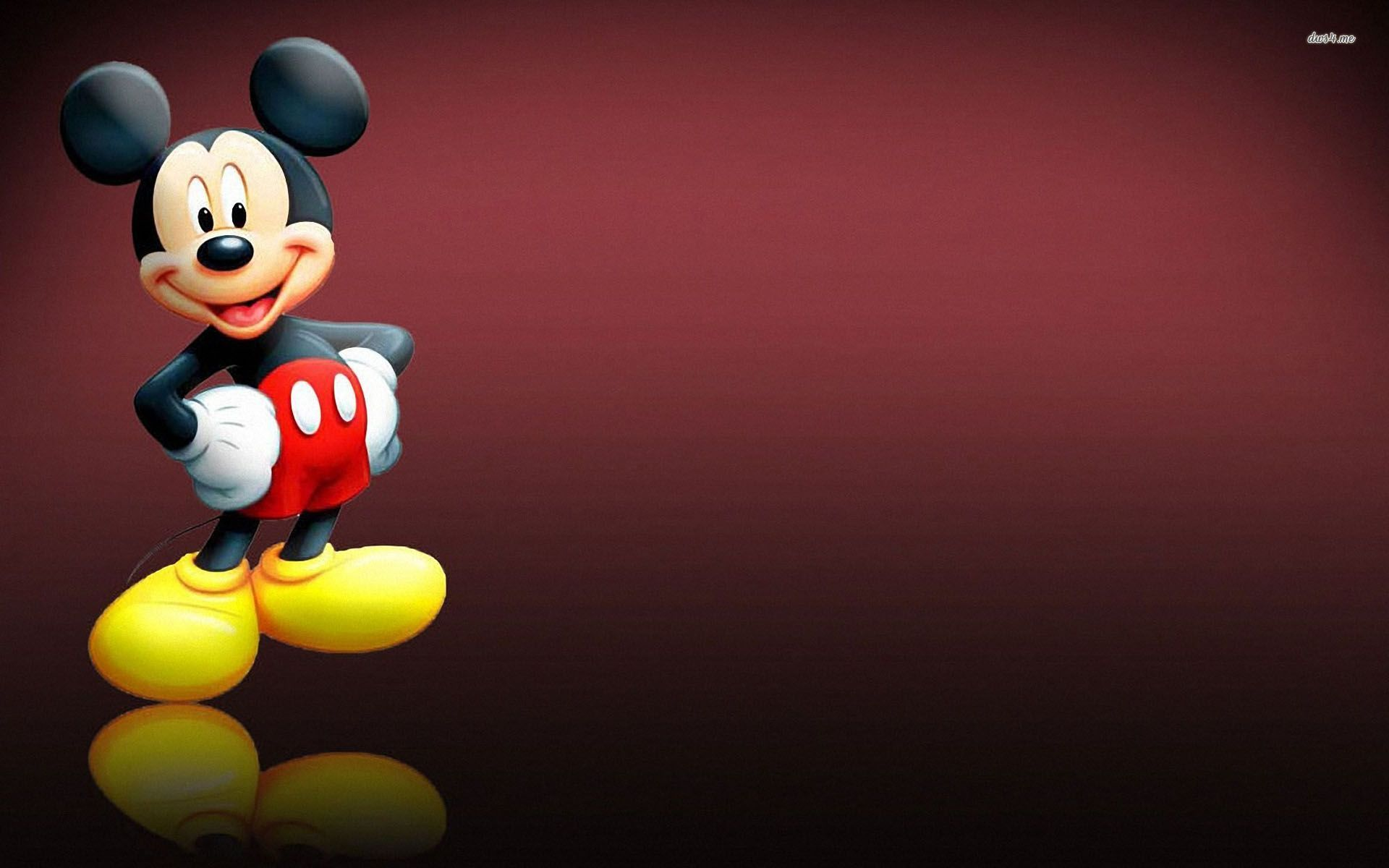 Mickey Mouse Screen Wallpaper