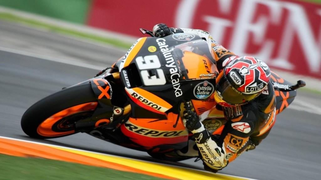 Download Marc Marquez MotoGP 2014 Wallpaper pictures in high 1024x576