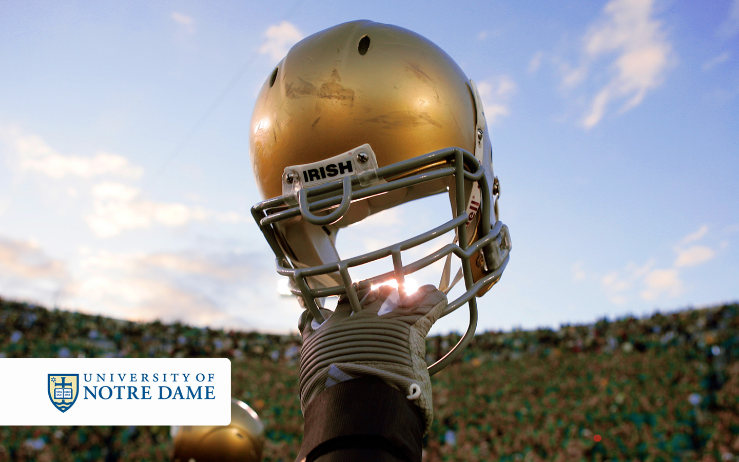 notre dame football wallpaper notre dame football Pictures Desktop 1440x900
