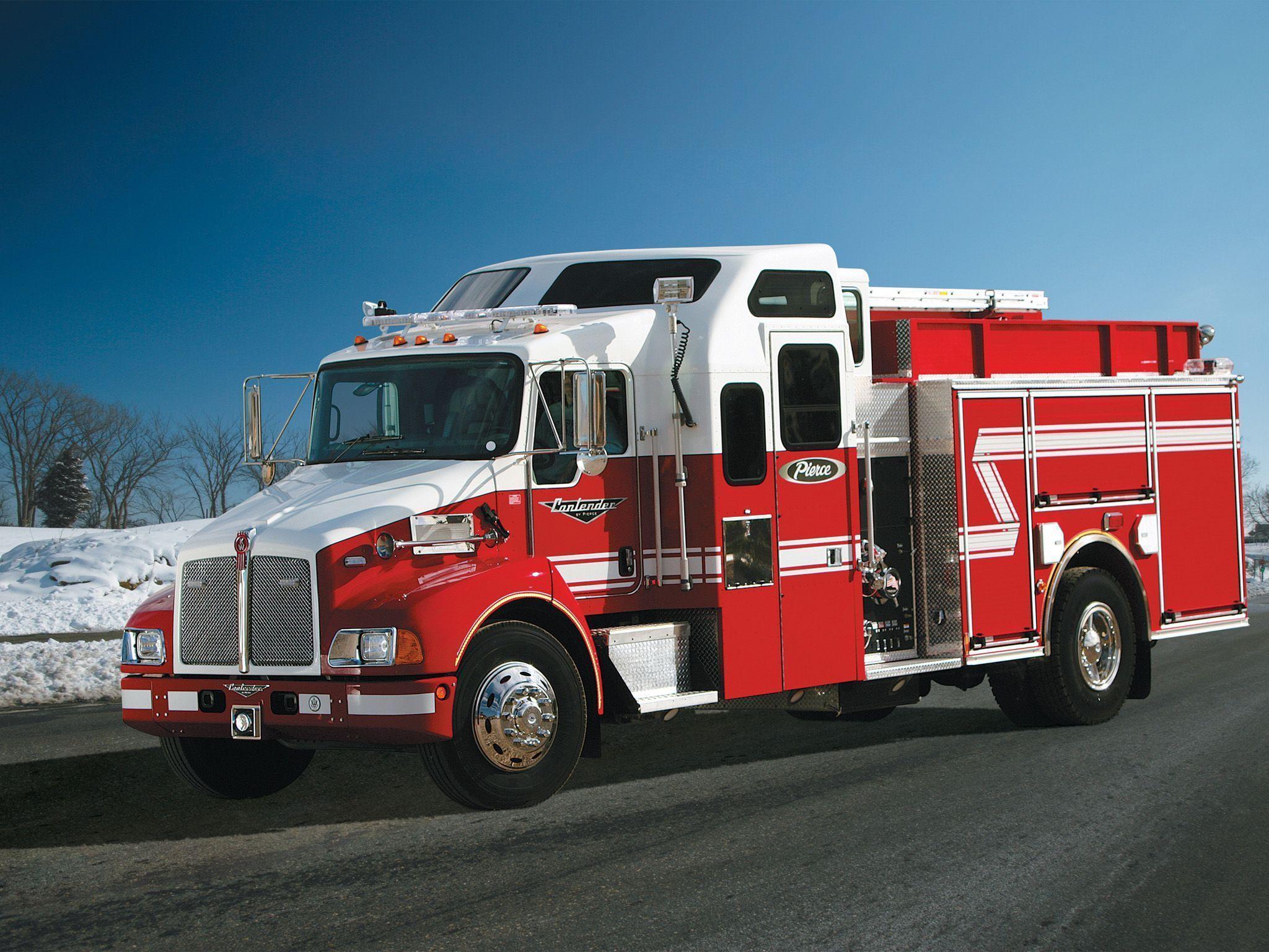 Fire Truck Wallpapers 2048x1536