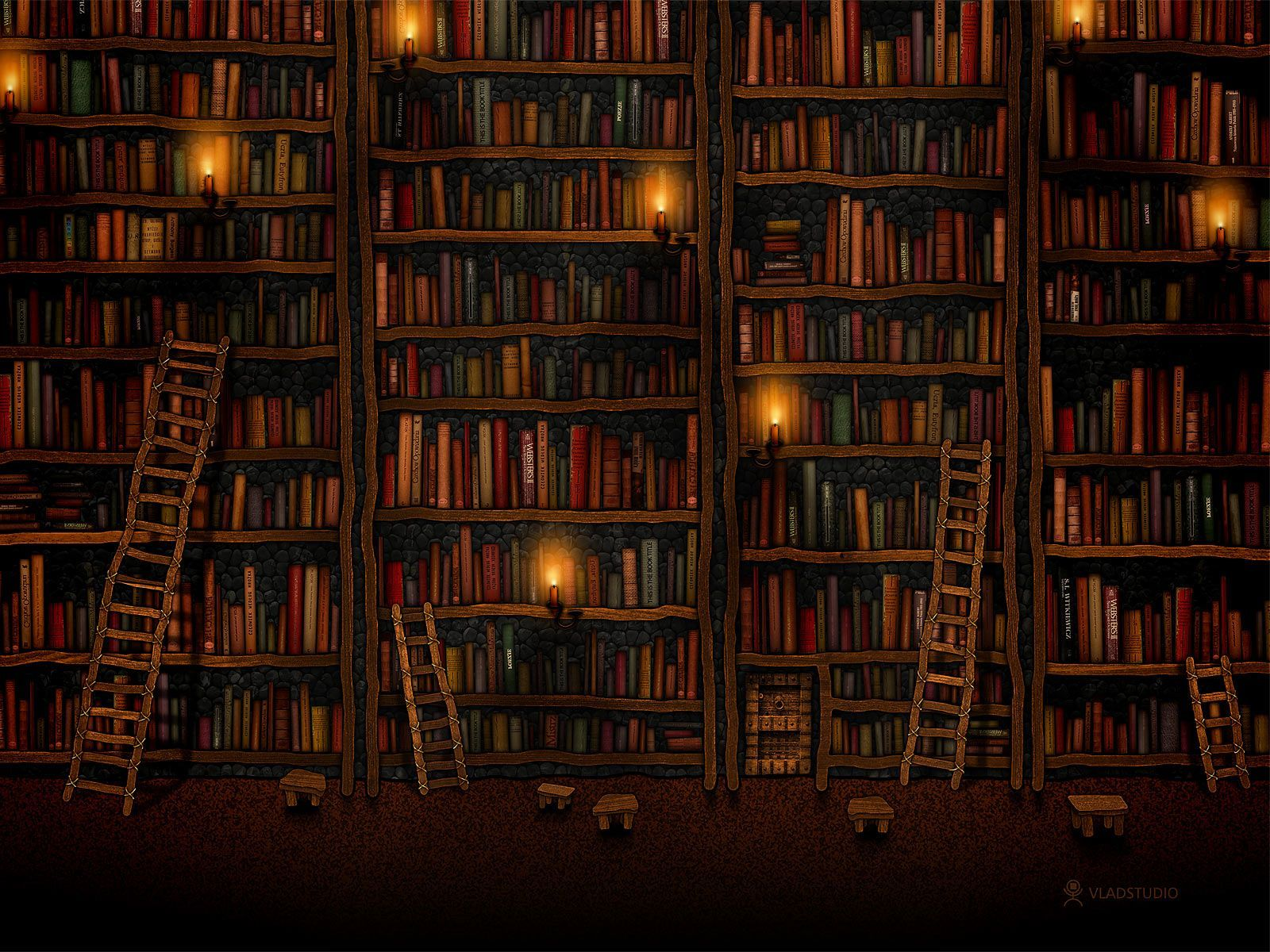 Cozy Library Wallpapers   Top Cozy Library Backgrounds 1600x1200