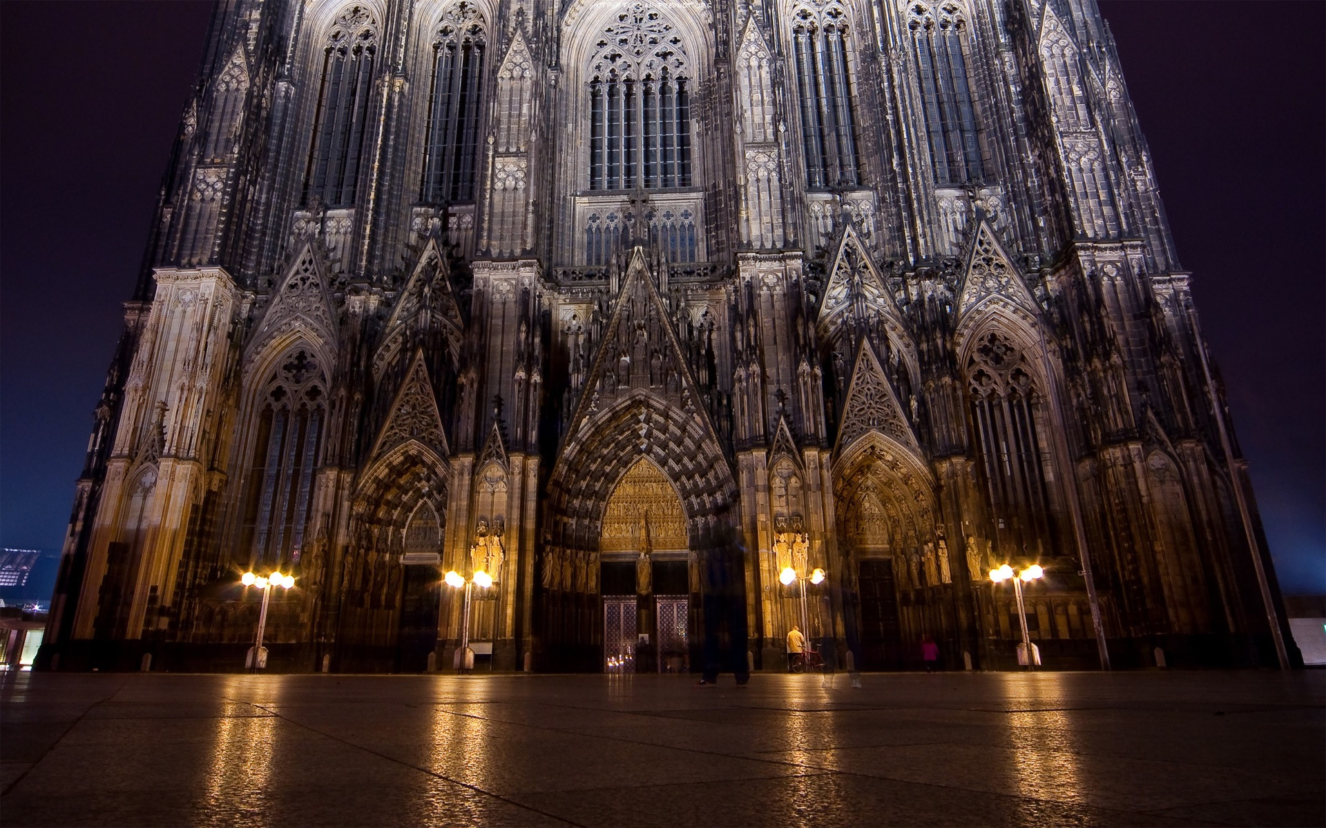 Cologne Cathedral HD Wallpaper Background Image 1920x1200 ID 1920x1200