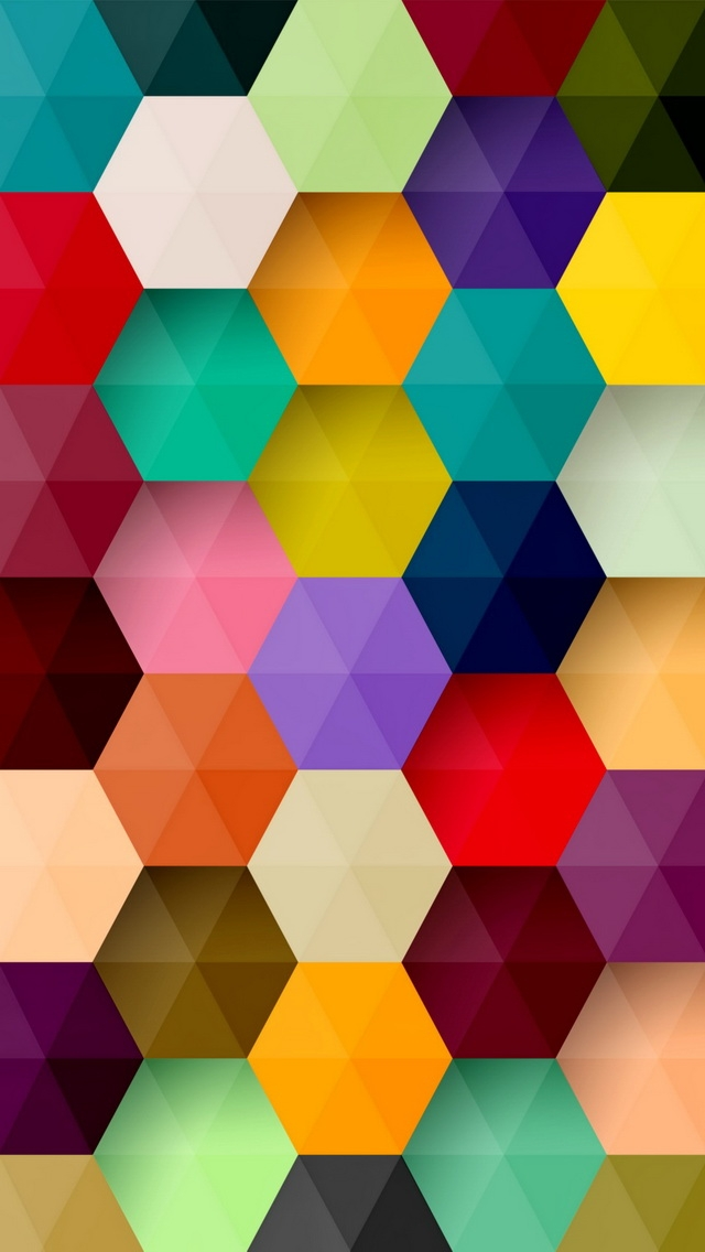 50 Colorful Iphone Wallpapers On Wallpapersafari