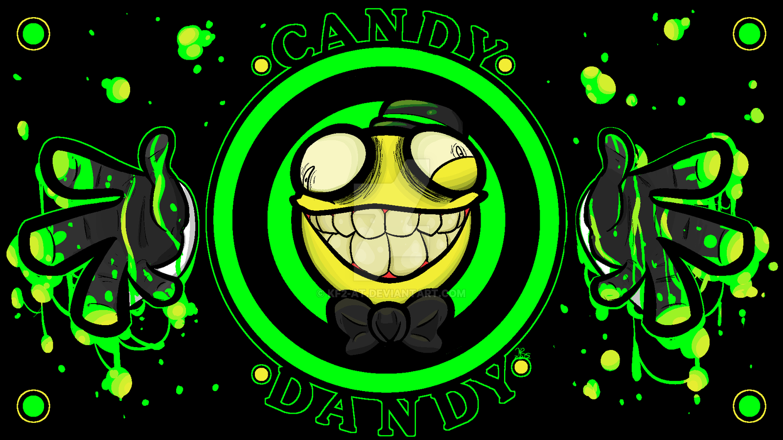 Candyman Wallpaper Thing by KF2 AT 1600x900