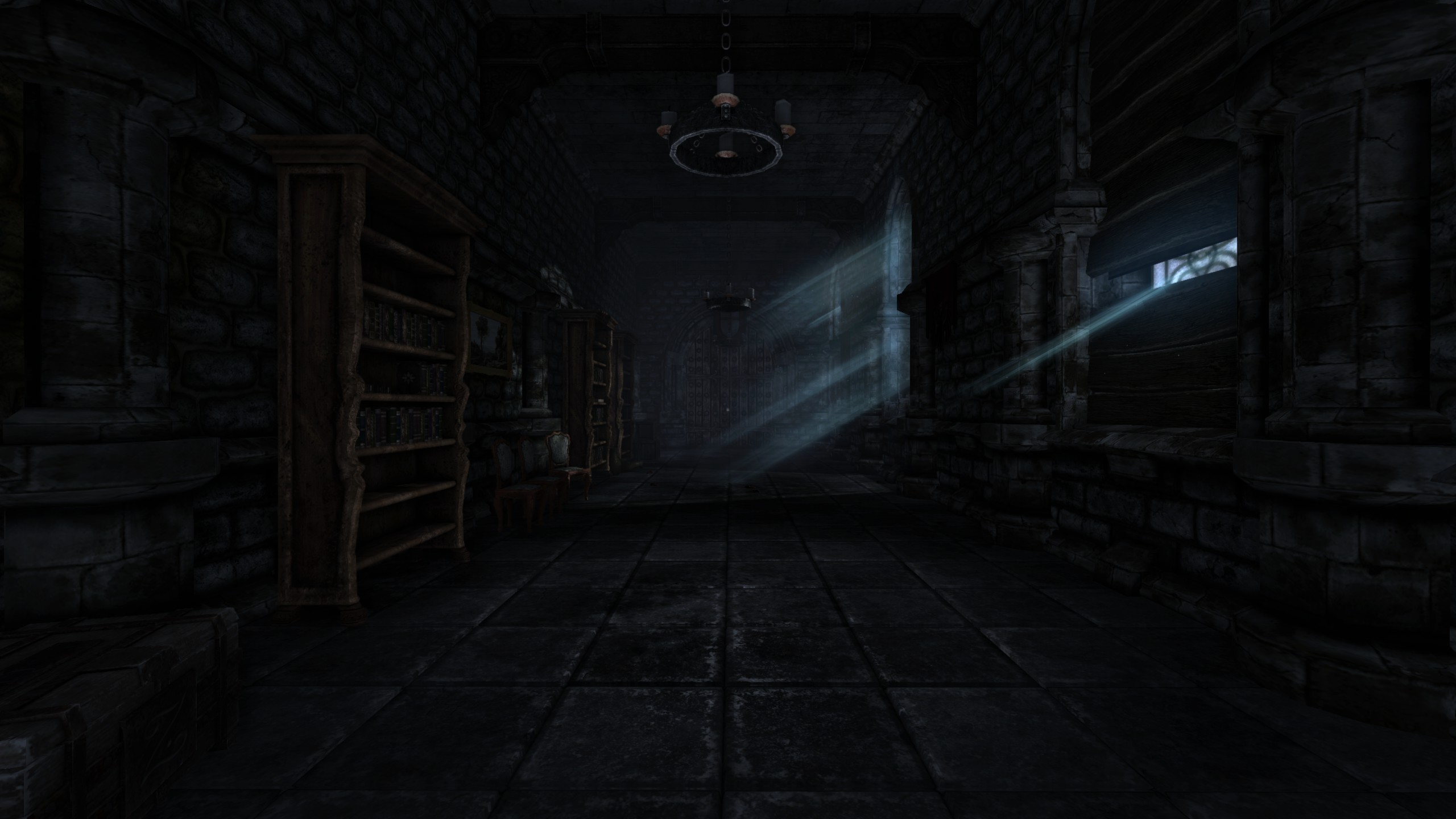 Amnesia Wallpaper   Amnesia The Dark Descent Wallpaper 32090959 2560x1440
