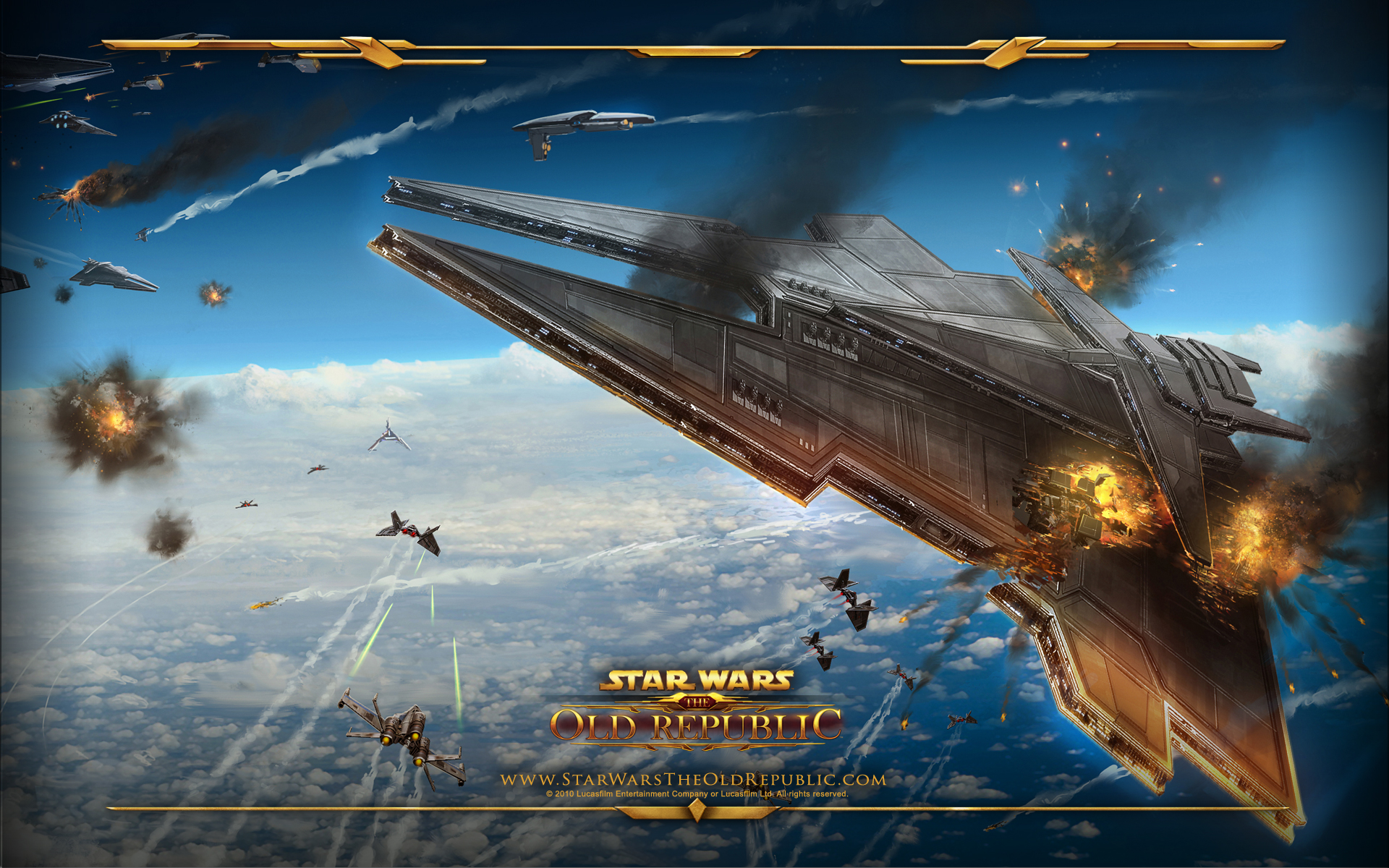 SWTOR Wallpapers Star Wars Wallpapers Star Wars TOR Fever SWTOR 1920x1200