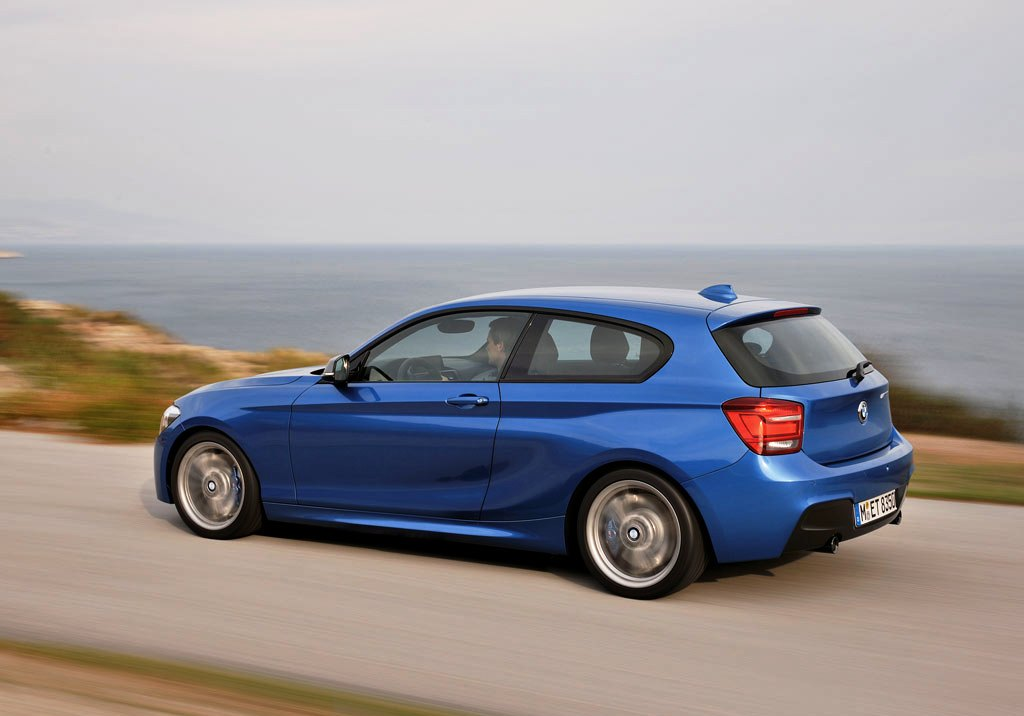 BMW 1 Series Wallpaper 1024x716