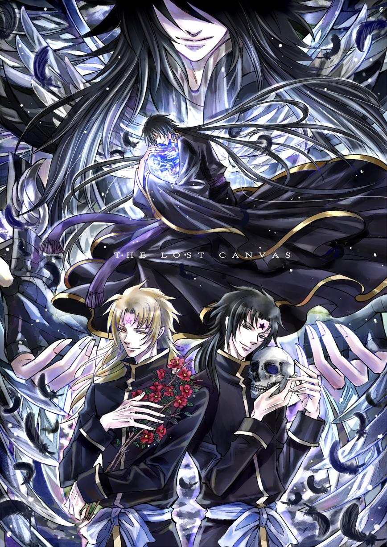 Saint Seiya Lost Canvas Mobile Wallpaper   Zerochan Anime Image Board 868x1227