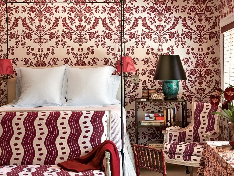 How to Remove Wallpaper Easily Architectural Digest 999x749