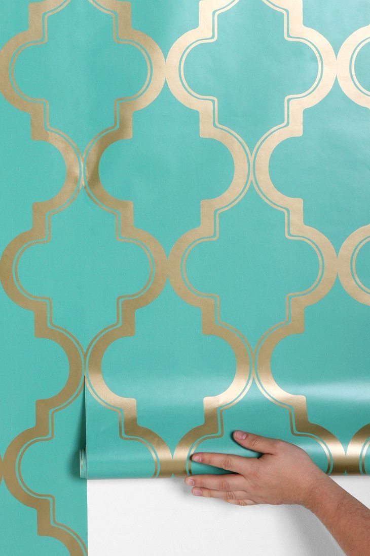 Marrakesh Honey Removable Wallpaper 98 from urban or 30 from Target 730x1095
