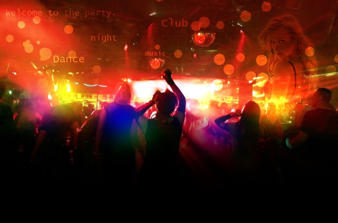 Night Club Wallpaper - WallpaperSafari