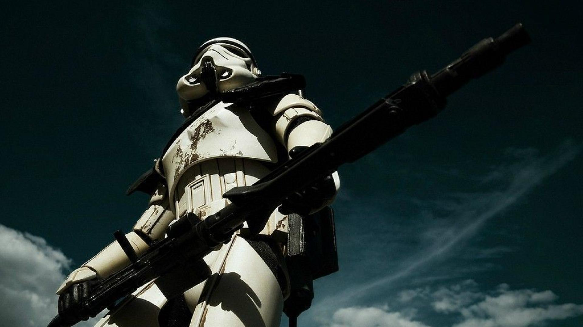 star wars stormtrooper wallpaper hd wallpapersafari