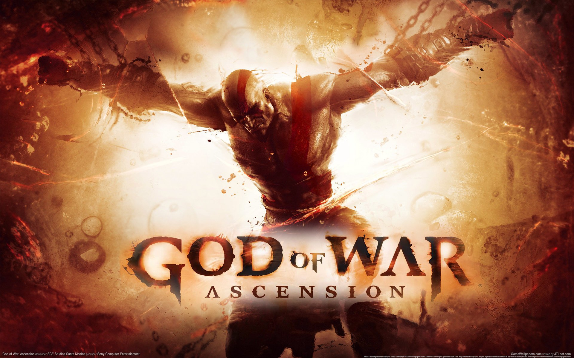 Download God Of War Ascension HD Wallpapers 5457 Full Size 1920x1200