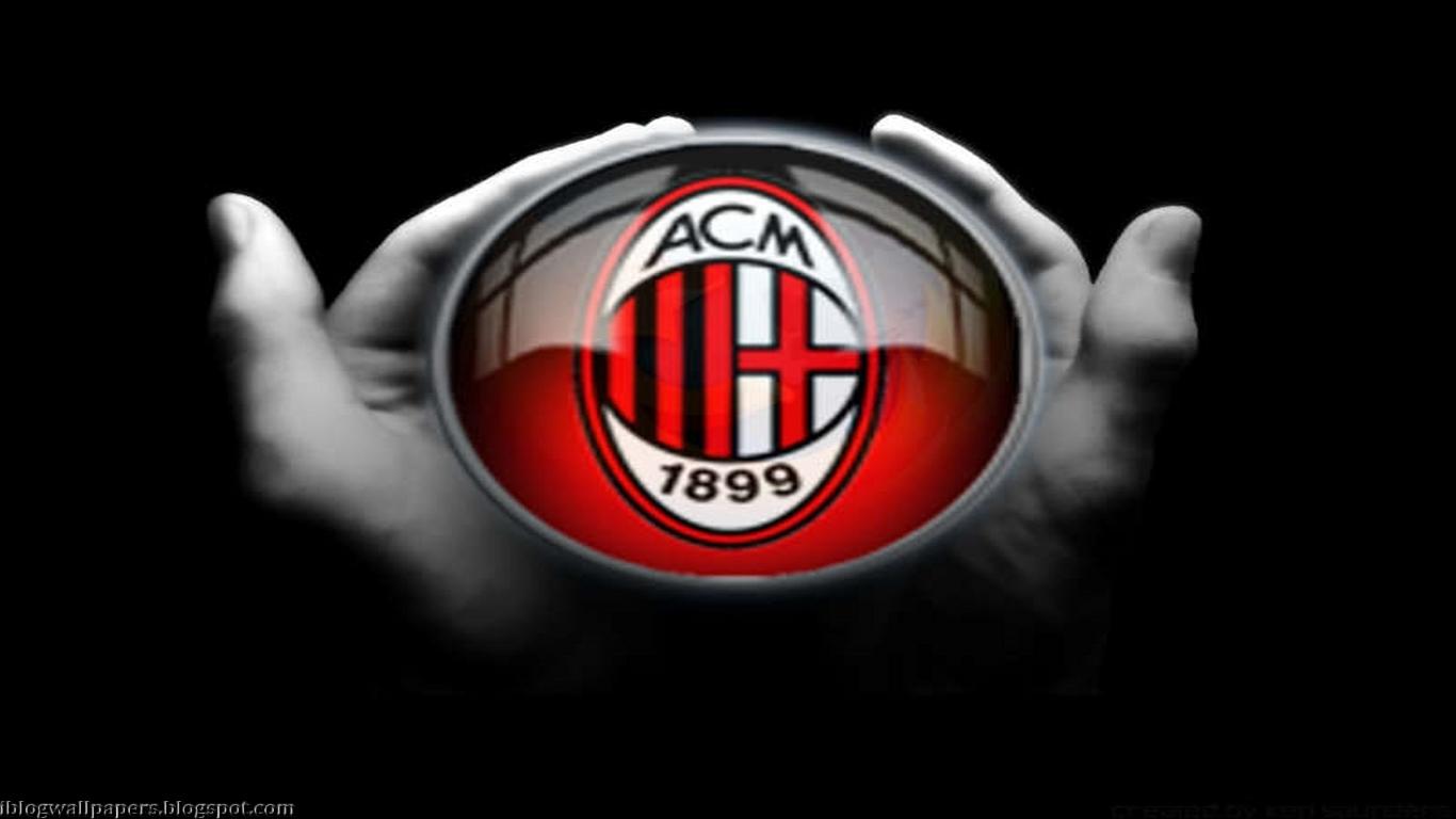 Logo Ac Milan Wallpaper 2015  WallpaperSafari
