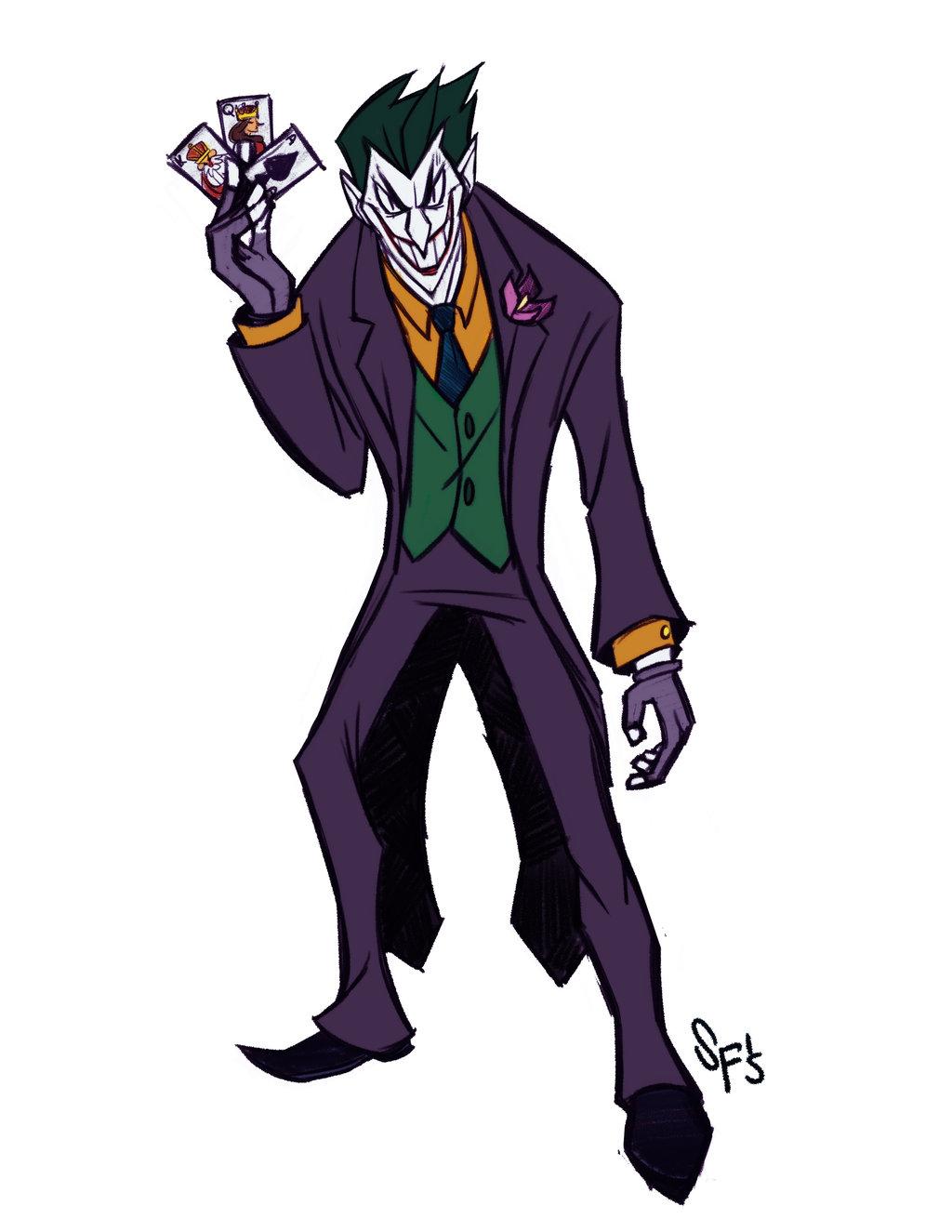 The Joker by Tigerhawk01 1024x1325