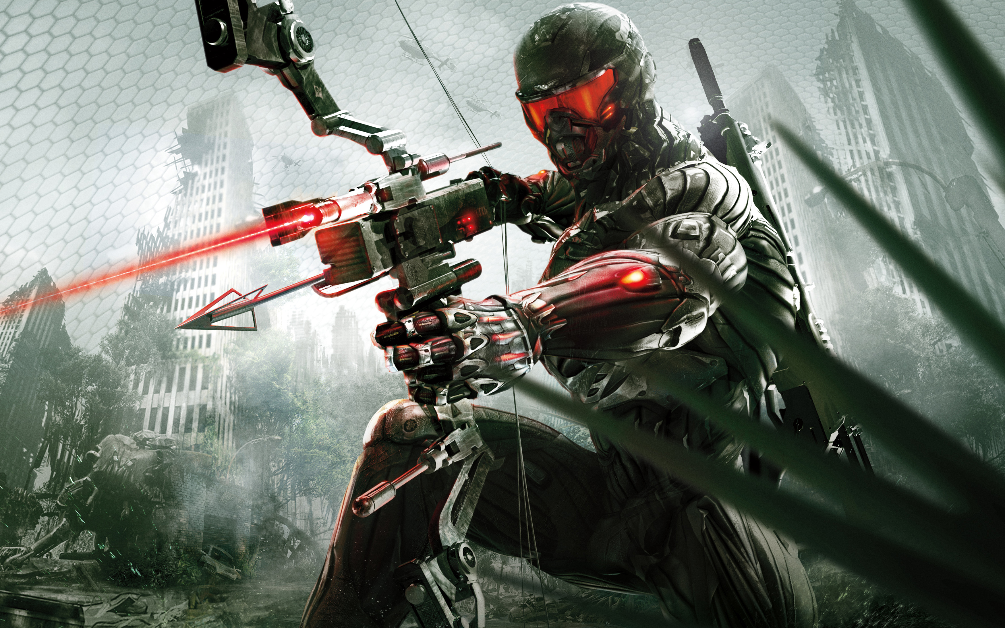 2013 Crysis 3 Wallpapers HD Wallpapers 3500x2188