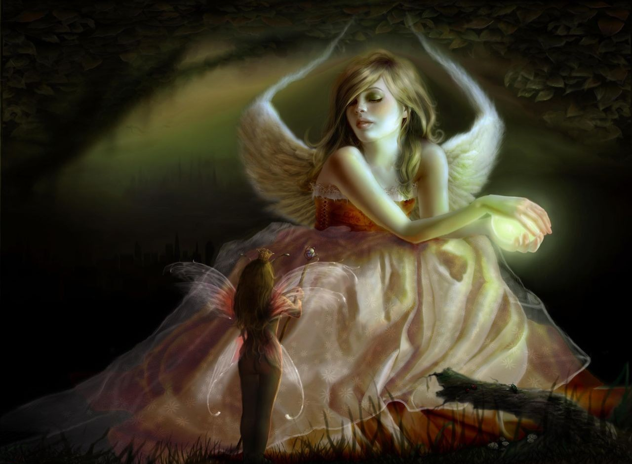 Fairy Computer Wallpapers Desktop Backgrounds 1280x940 1280x940