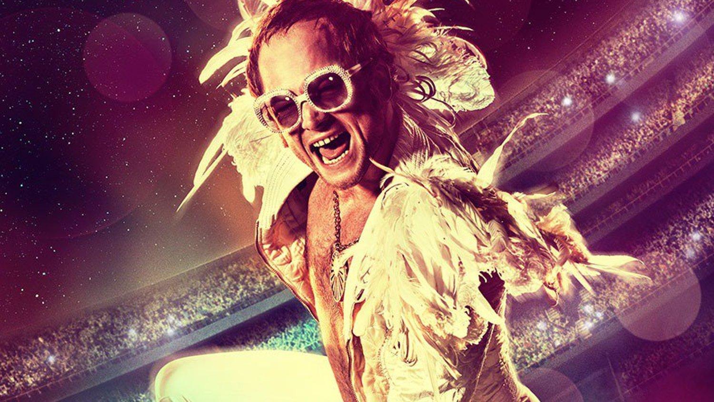 25 Rocketman Movie Wallpapers On Wallpapersafari