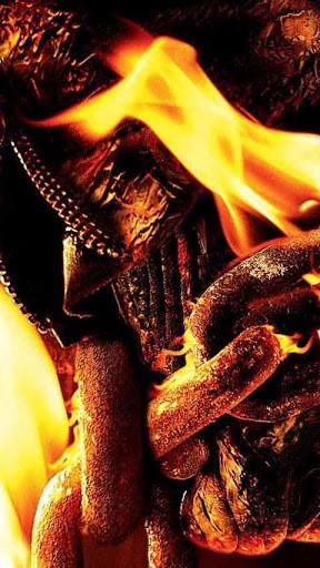 Ghost Rider Live Wallpaper App for Android 288x512