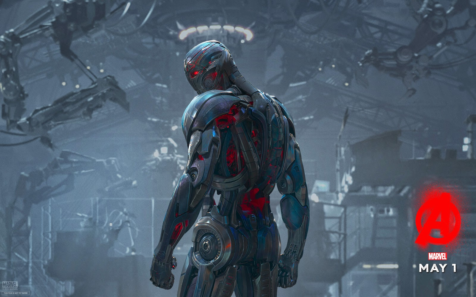 Avengers Age of Ultron 2015 Wallpaper KFZoom 1600x1000