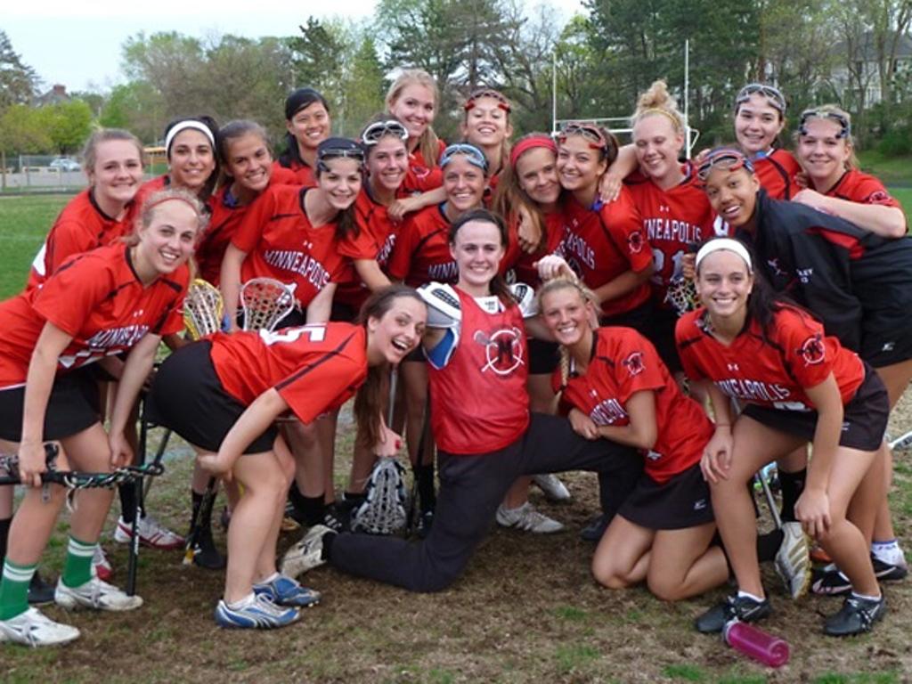 Girls Lacrosse Wallpaper Girls mpls lax warriors 1024x768