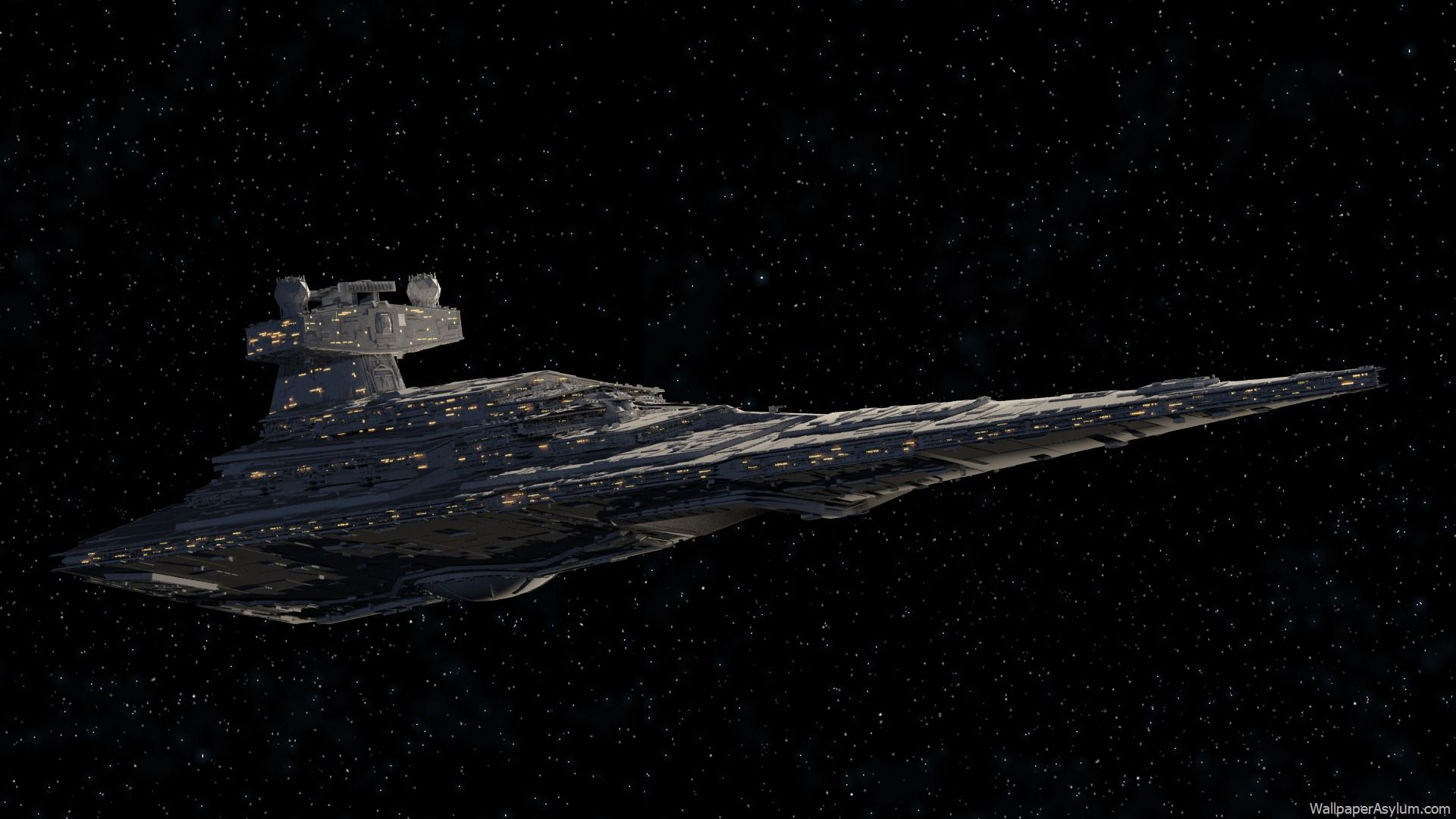 [48+] Imperial Star Destroyer Wallpaper HD on WallpaperSafari