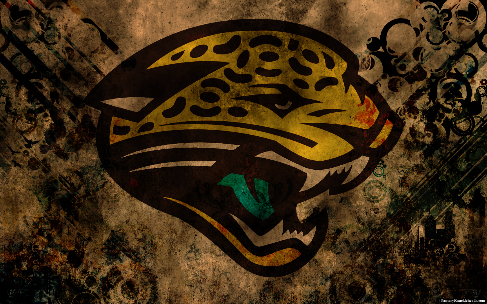 Jacksonville Jaguars Wallpapers HD Wallpapers Early 1680x1050