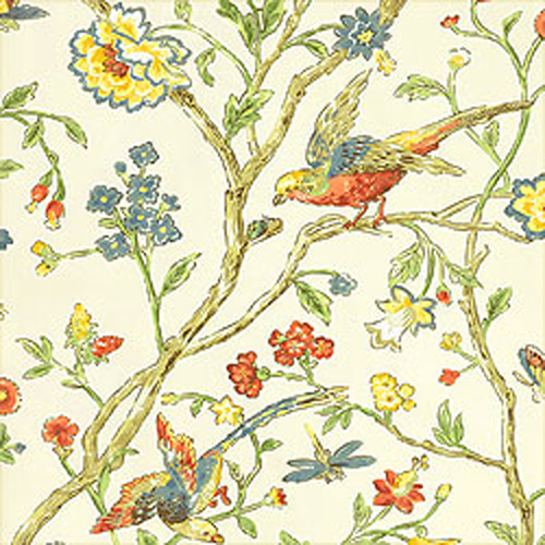 Thibaut   Great Estates   Thibaut Aviary T5834   Select Wallpaper 500x500