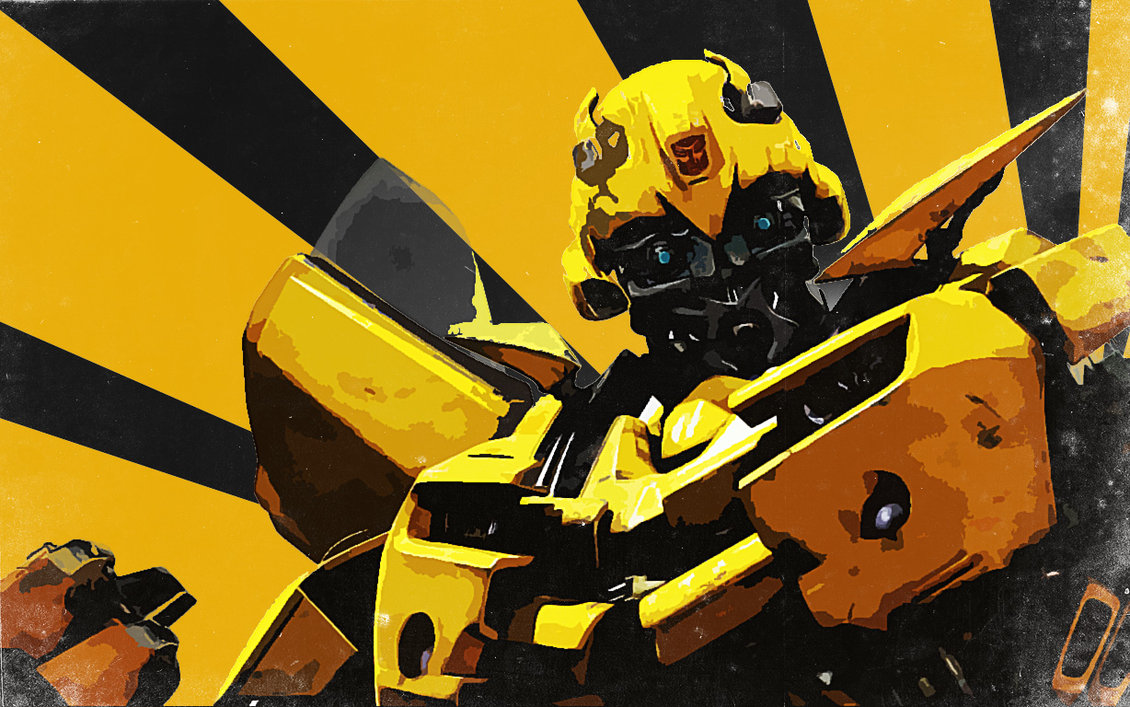 Bumblebee Wallpaper by nicollearl 1130x707