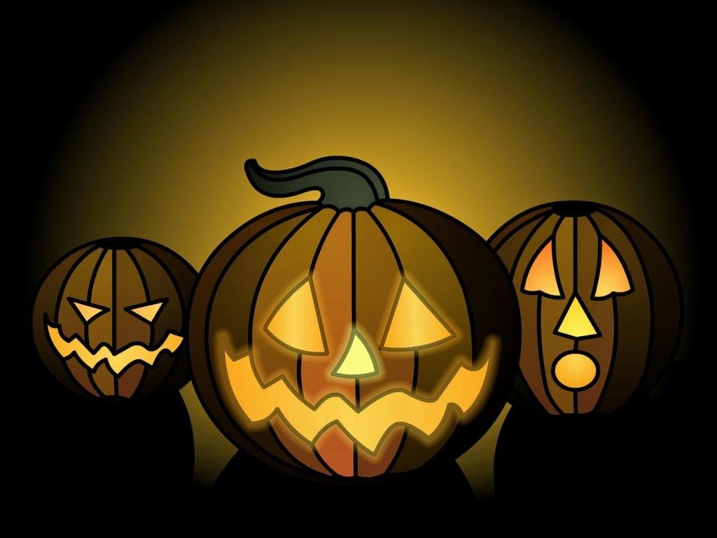 Animated Halloween Wallpaper 1024x768
